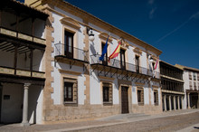 City Hall Of Mayor Square From...