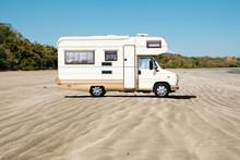 Old Camping Bus, Rv Camper Van...