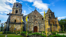 Low Angle View Of Cathedral An...