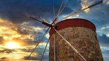 The Windmills Of Mandraki Are ...