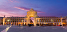 Lisboa, Plaza Del Comercio