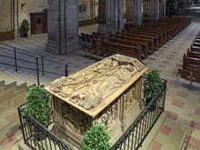 Bamberg, Germany. Marble Tomb ...