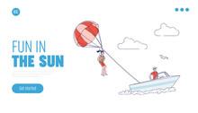 Seaside Vacation Activity Bann...