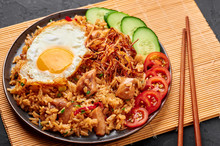 Nasi Goreng - Indonesian Chick...