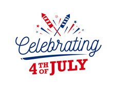 Trendy Celebrating 4th Of July...