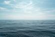 Leinwandbild Motiv Scenic View Of Sea Against Sky