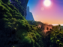 Paradise On Hawaii Island 3d R...
