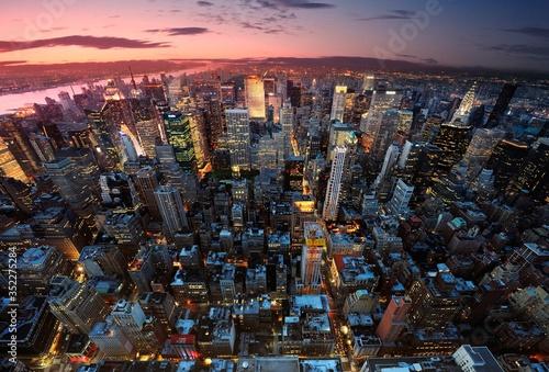 NEW YORK USA Canvas