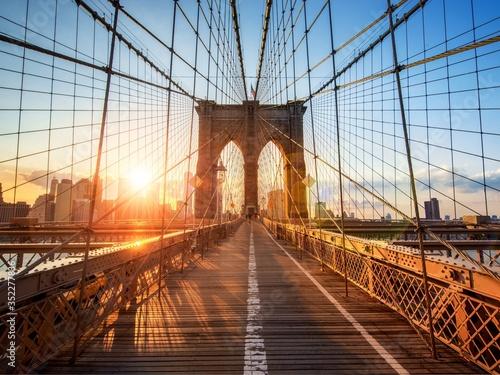 Fototapeta NEW YORK USA obraz na płótnie
