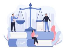Concept Law, Justice. Legal Se...