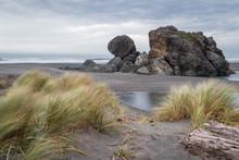 Turtle Rock, Gold Beach, Oregon