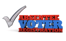 Absentee Voter Registration
