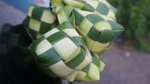 Ketupat Or Rice Dumpling Is A ...