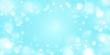 キラキラ背景 ブルー系の配色