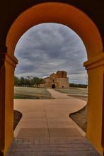 Archway Framing San Jose De Tu...