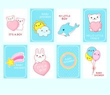 Baby Shower Invitation Cards C...