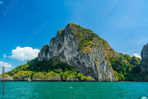 Shore of Krabi Thailand Fototapeta