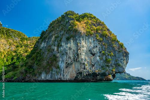Shore of Krabi Thailand Slika na platnu