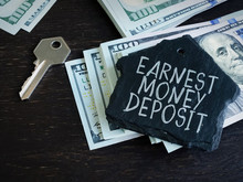 Earnest Money Deposit Label An...