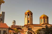 Saint Nicholas Church In Batum...