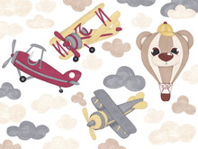 Toy Airplane Clipart, Airplane...