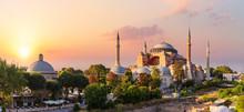 Hagia Sophia, Famous Landmark ...