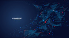 Abstract Polygonal Background ...