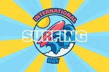 International Surfing Day Bann...