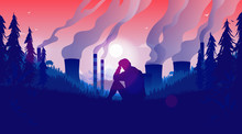 Powerless Watching Pollution -...