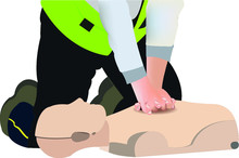 CPR Or Cardiopulmonary Resusci...