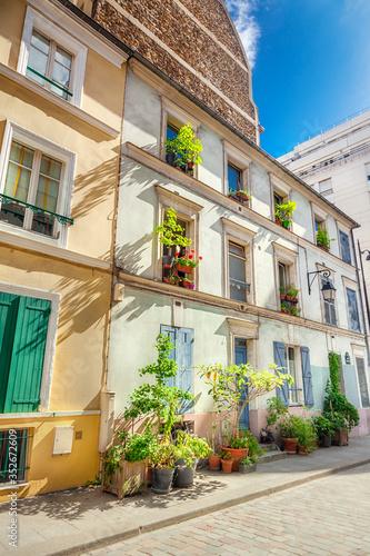 Obraz Street in Paris - fototapety do salonu
