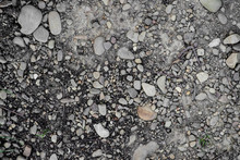 Gray Stones, Texture For Desig...