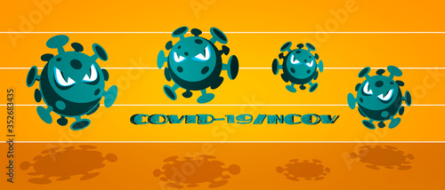 Fotografie, Obraz Creative business card