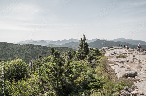 Fotografia, Obraz mountain landscape in the mountains