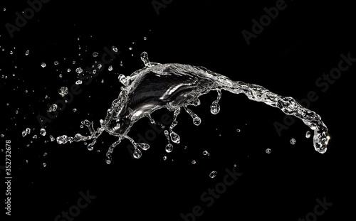 Photo 水のテクスチャー