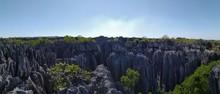 Cumbre De Tsingys En Madagascar