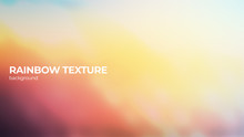 Vector Colorful Rainbow Textur...