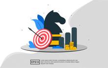 Business Strategy Illustration...