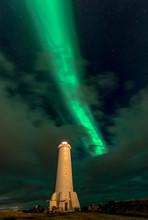 Aurora Borealis In Iceland - O...
