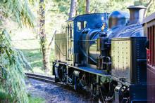 Puffing Billy Train In Melbourne Australia