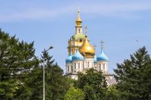 Novospasskiy Monastery, Moscow...