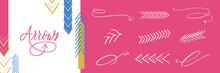 Hand Drawn Arrow Illustrations