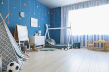 Interior Of Modern Children's ...