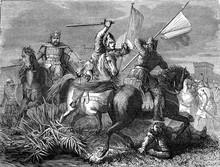 King Robert Killed By Standard...