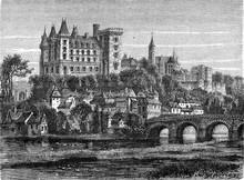Pau Castle Where Henri IV Was ...
