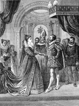 Marriage Of Henri IV And Marie...