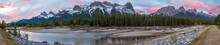Morning In The Bow Valley