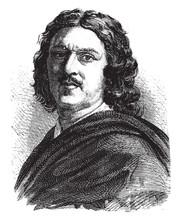 Nicolas Poussin, Vintage Illus...