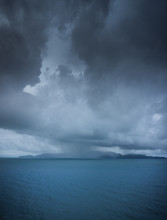 Squall Over Magnetic Island