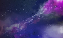 Galaxy In Space